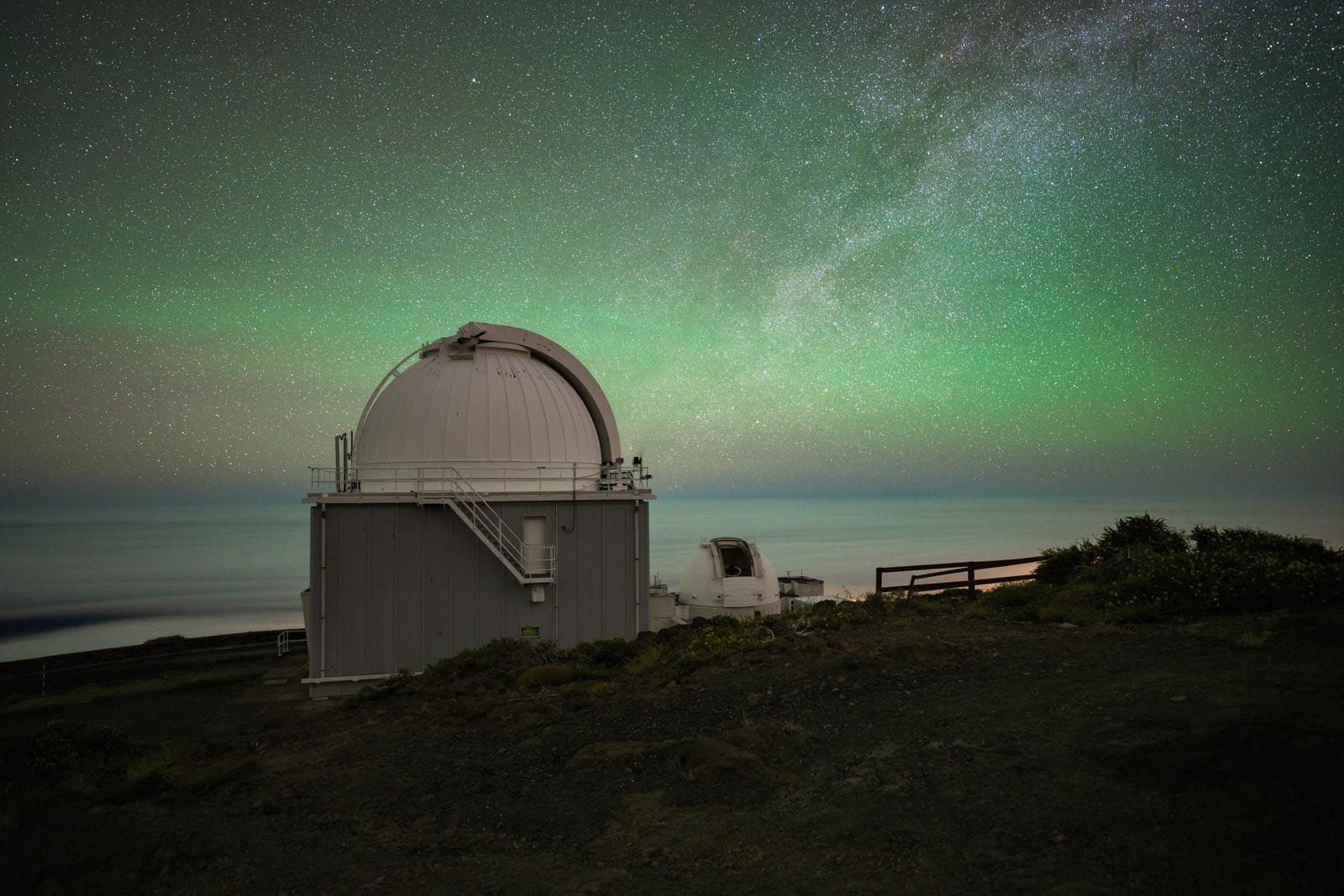 la palma teleskop