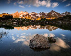 Bergsee Allgäu, Landschaftsfotografie, alpen