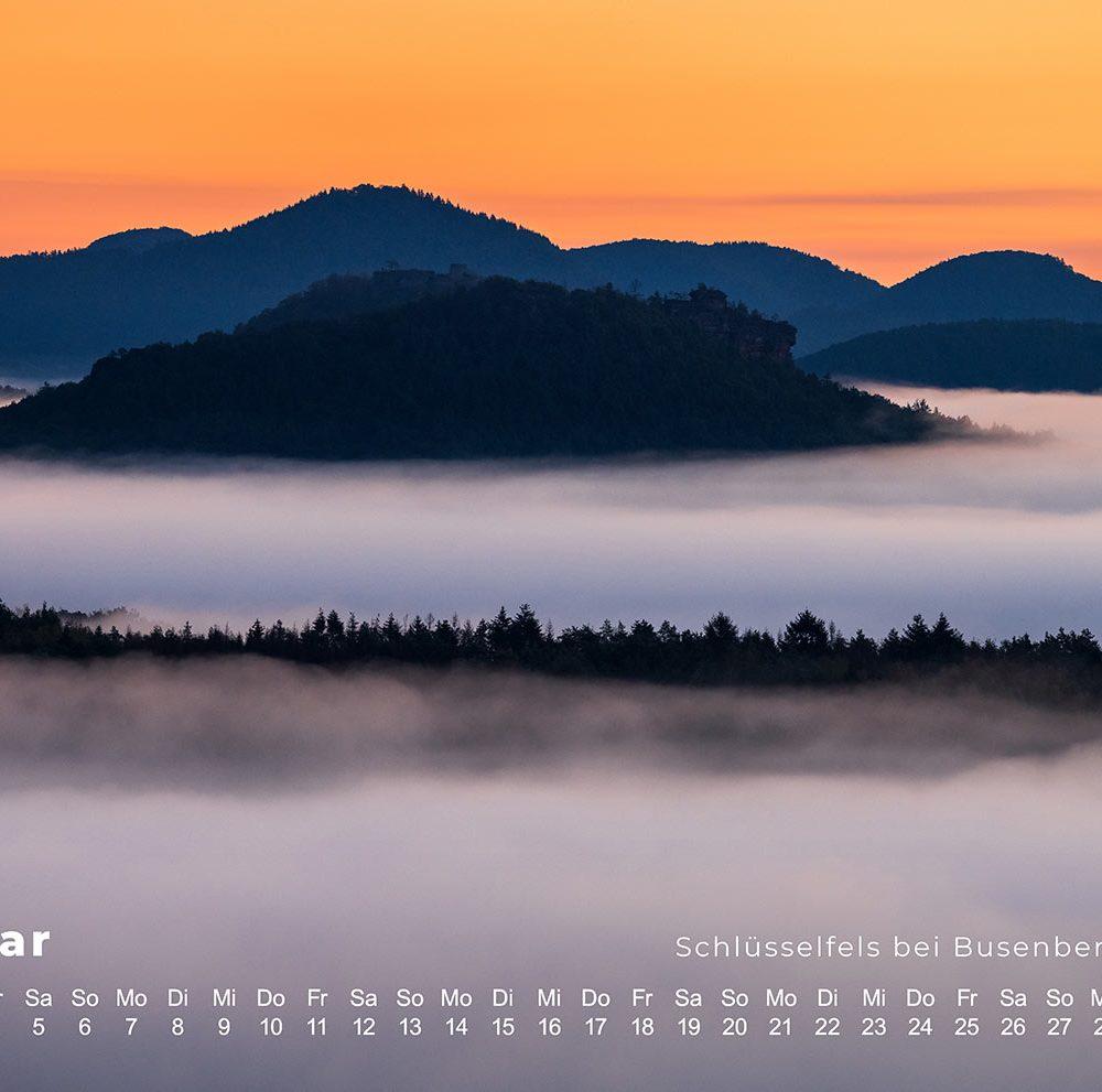 pfälzerwald kalender